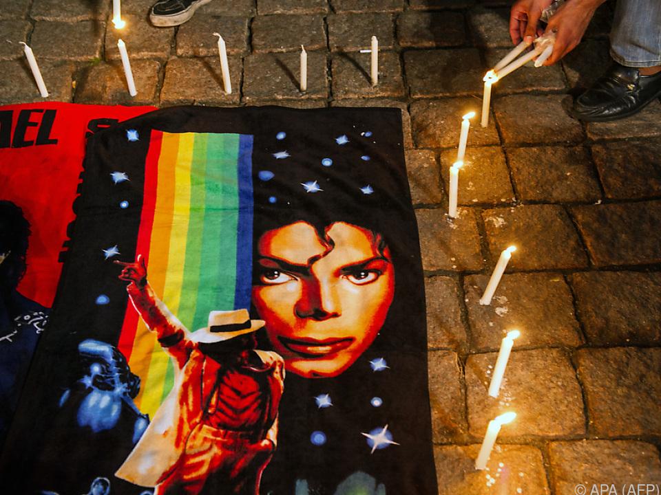 Streit um Michael-Jackson-Street