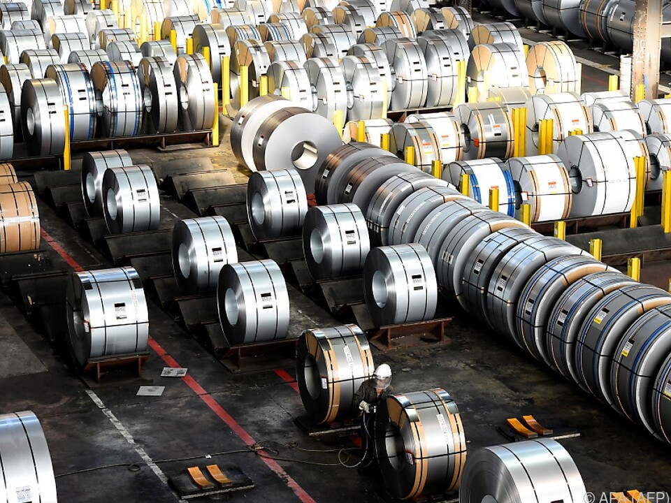 Streit um US-Zölle auf Stahl und Aluminium