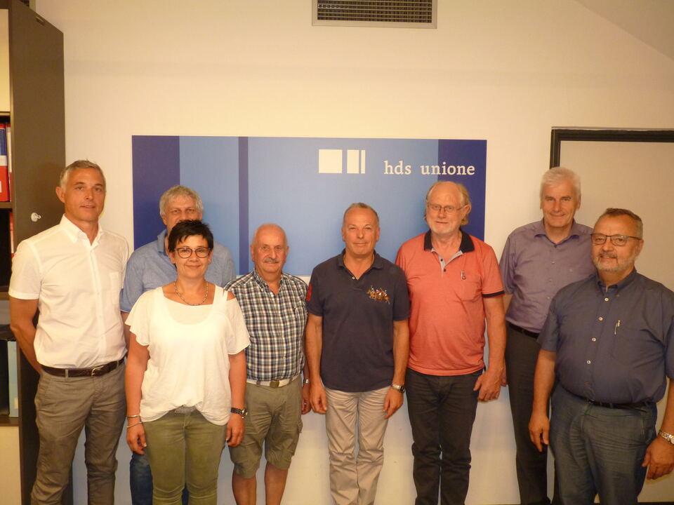 Treffen_incontro hds_Unione Kröll
