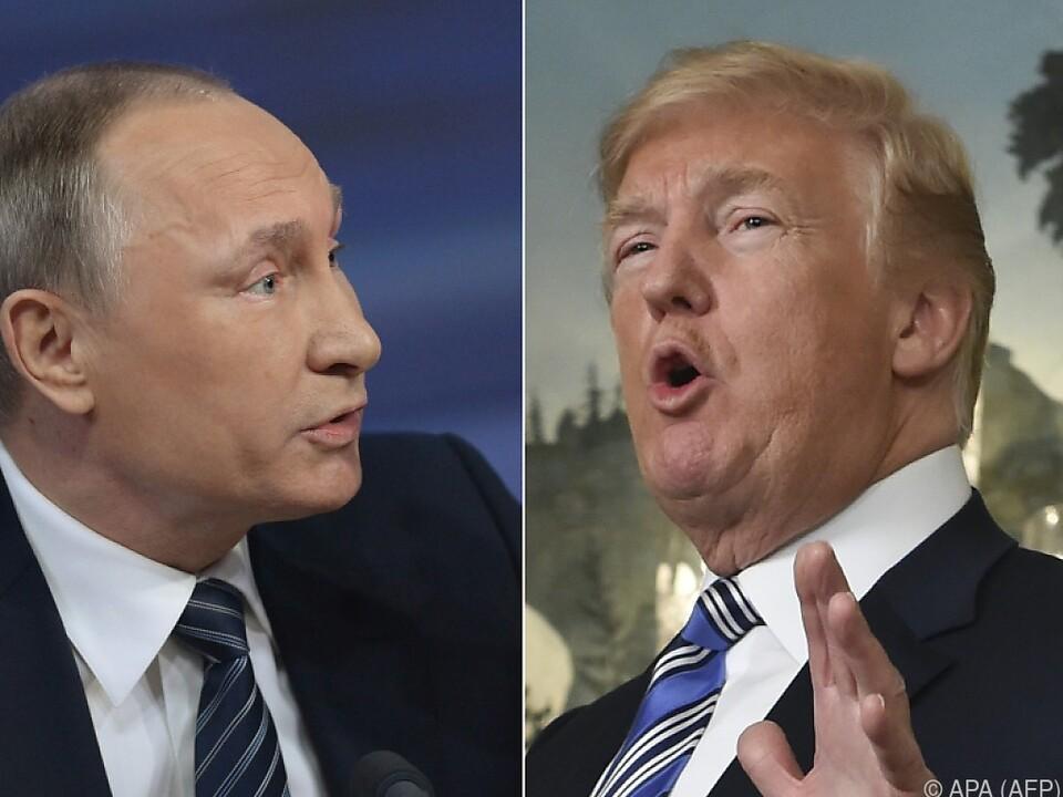 Trump setzte sich für Russland beim G7-Treffen ein