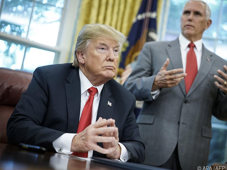 Trump will weiter hart gegen illegale Einwanderung vorgehen