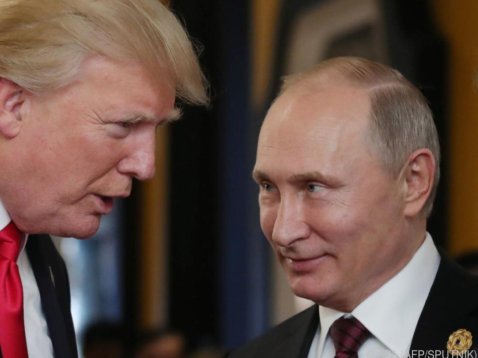 Trump wird Putin persönlich treffen