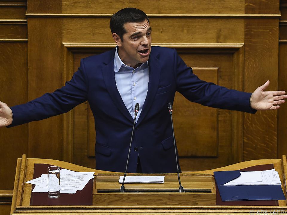 Tsipras hofft auf Entgegenkommen der Eurogruppe