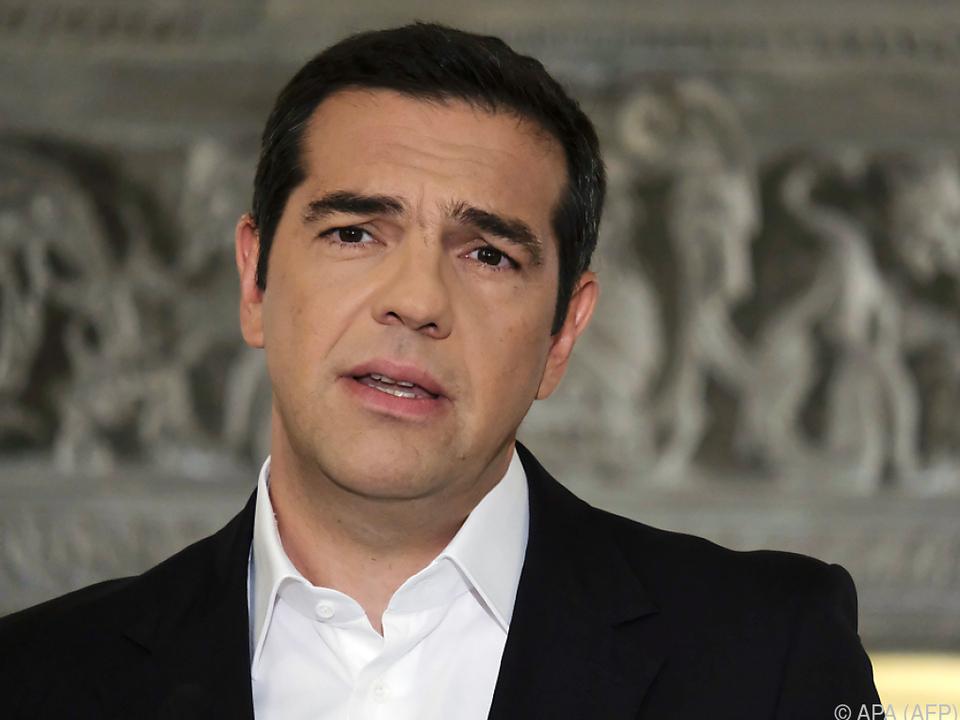 Tsipras wollte eine Einigung im Namensstreit mit Mazedonien