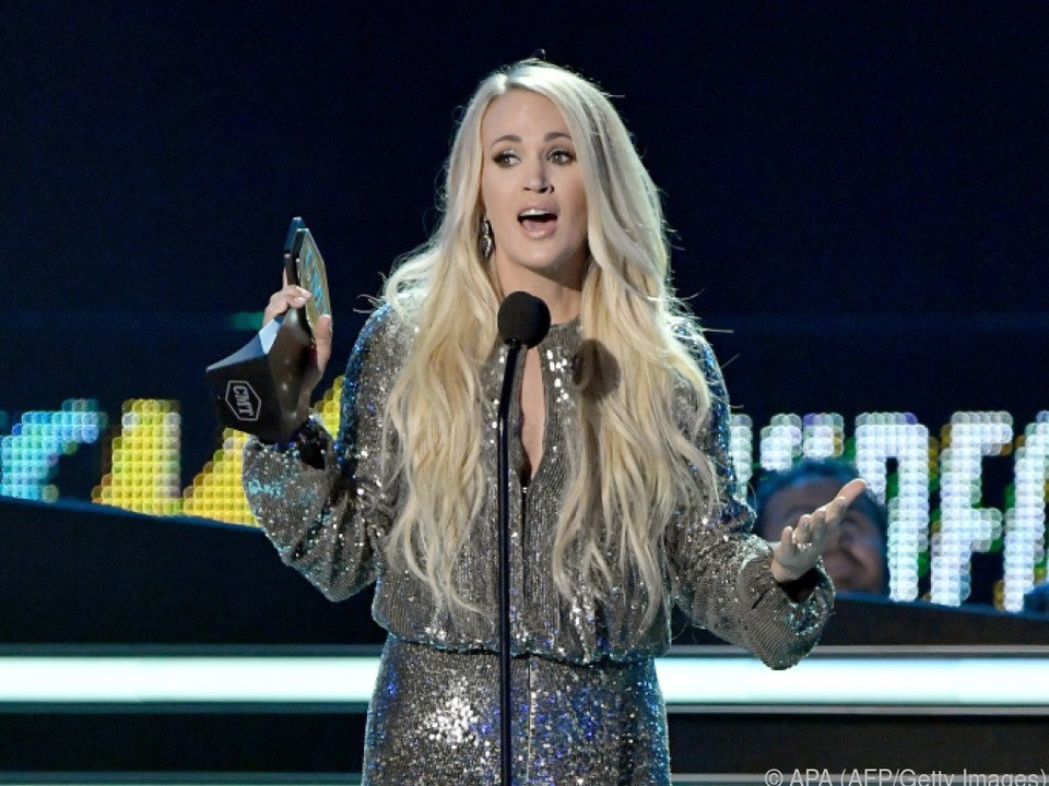 CMT Music Award für Carrie Underwood