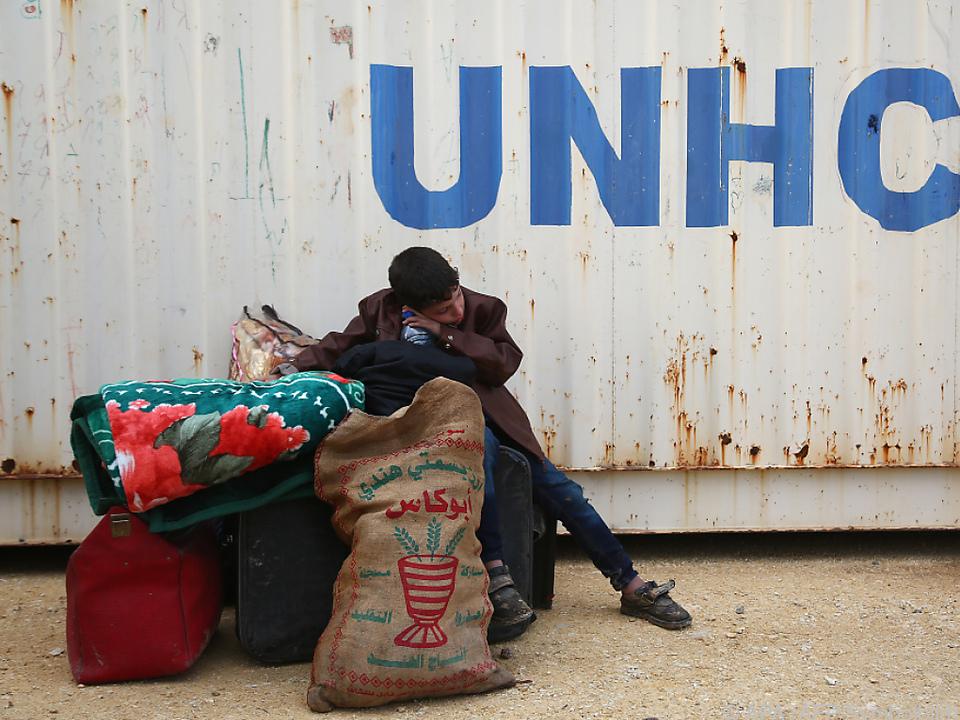 UNHCR sucht nach Lösung für Flüchtlingsproblem