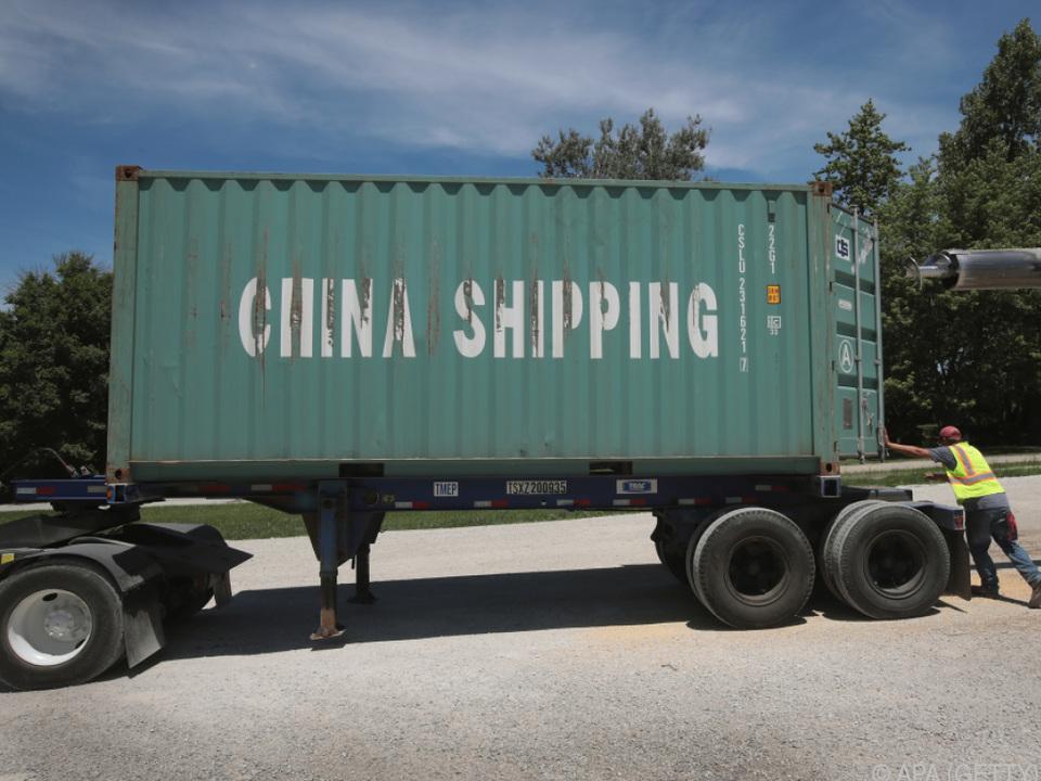 Unklar, wie es mit Handel zwischen den USA und China weitergeht
