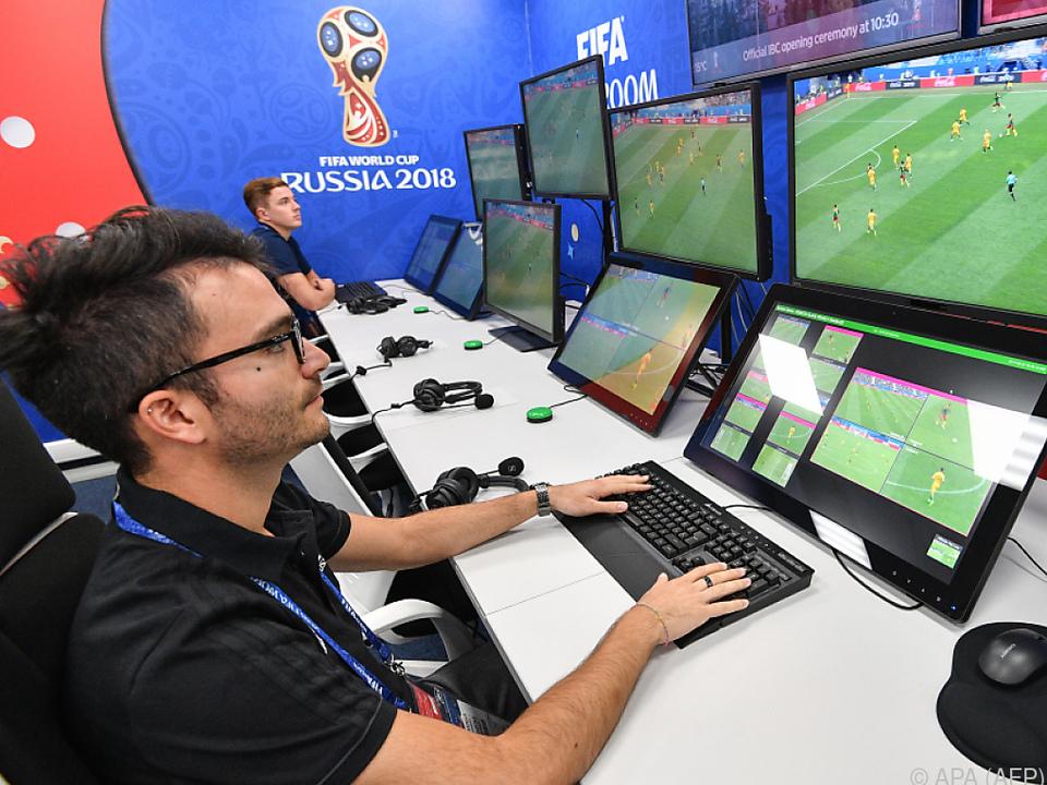 Video-SR bestach bei WM durch noble Zurückhaltung