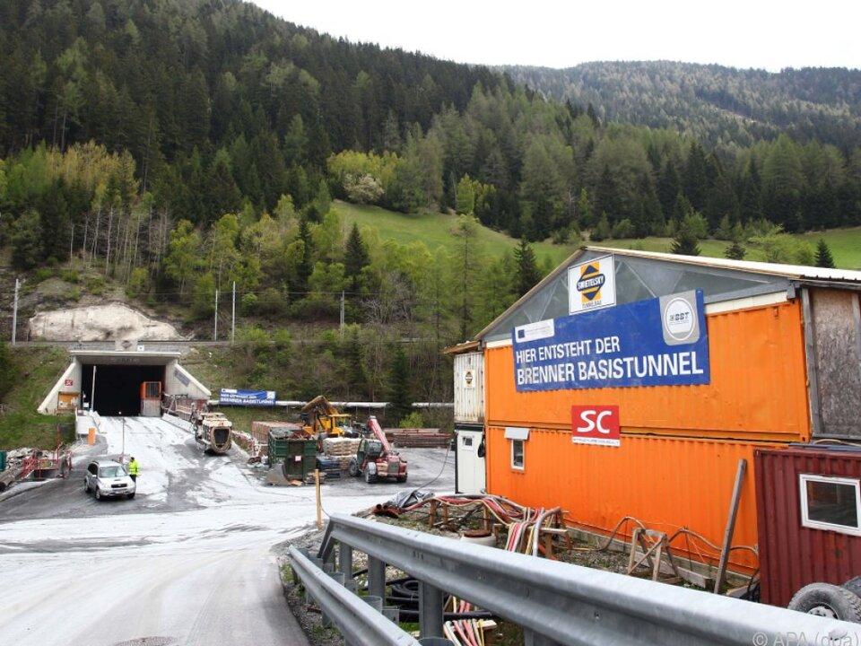 Viel Kritik am teuren Brenner-Basistunnel