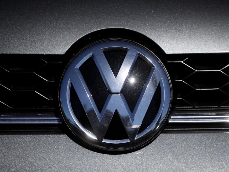 Volkswagen akzeptiert die Geldbuße