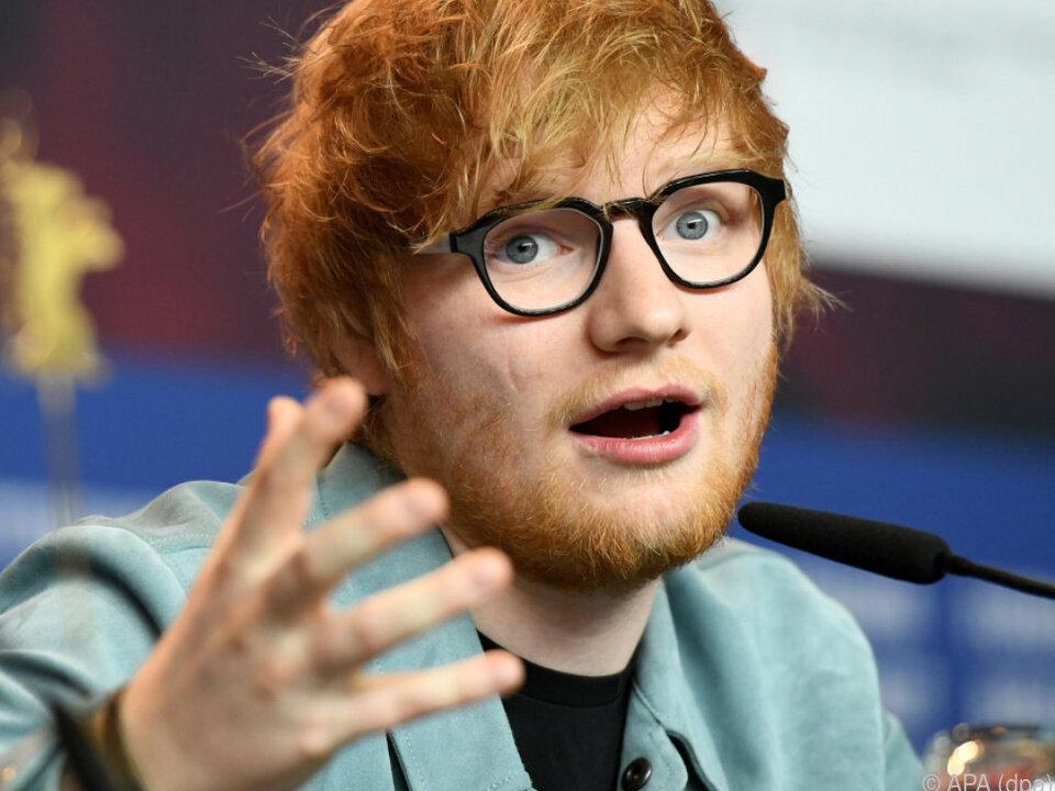Ed Sheeran: Hat er bei Marvin Gaye geklaut?