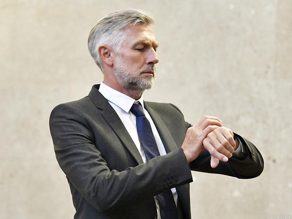 Walter Meischberger wird weiter einvernommen