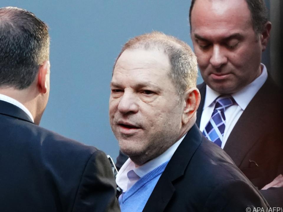 Weinstein muss nun doch früher vor das Gericht
