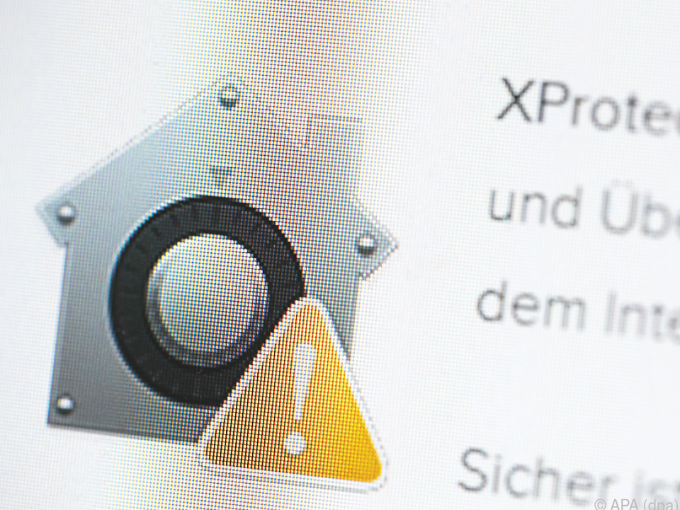 XProtect ist ein in macOS integrierter Virenschutz