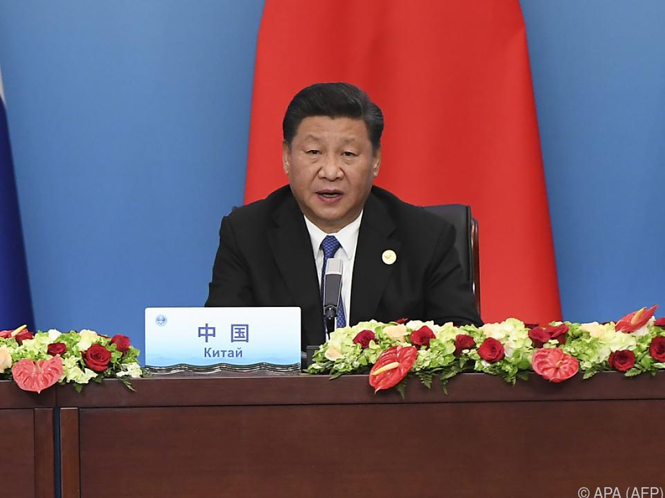 Xi Jinping forderte Abbau von Spannungen im globalen Handel