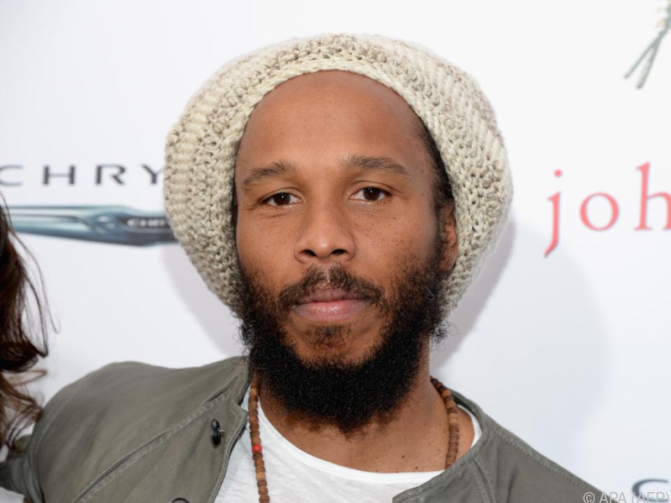 Ziggy Marley entwickelt Biopic