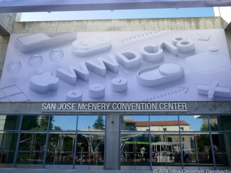 Zur WWDC werden rund 6.000 Software-Entwickler in San Jose erwartet