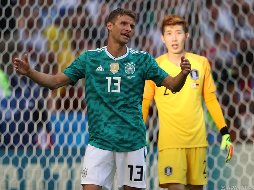0:2 gegen Südkorea versetzte der Fußballnation den letzten Dolchstoß