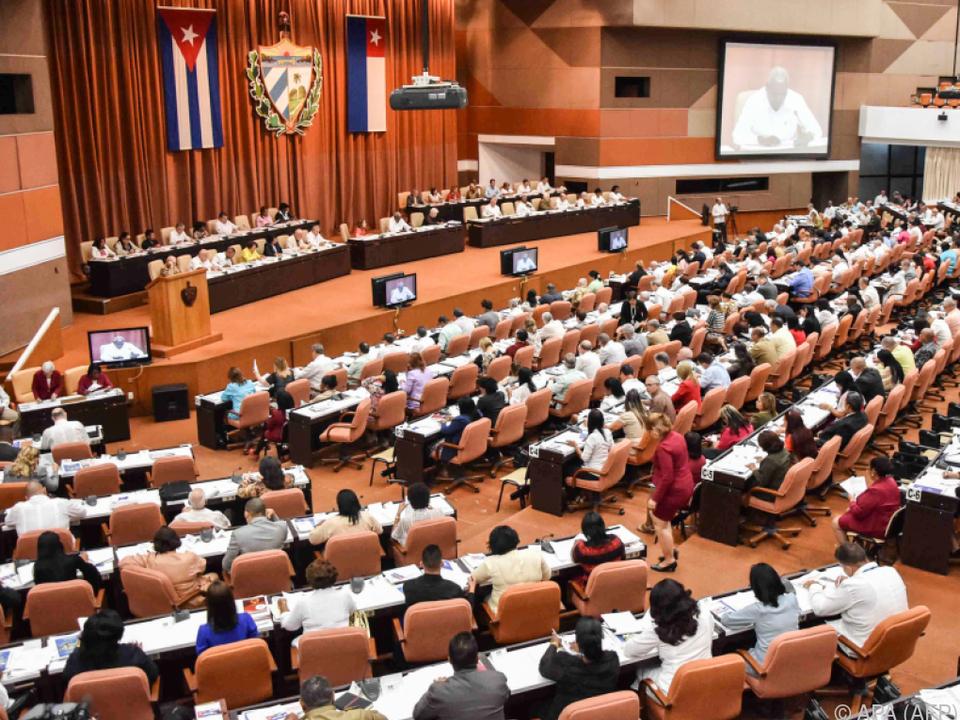 Abgeordnete stimmten einstimmig für die 224 Artikel