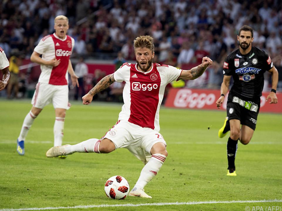 Ajax war nicht nur zwei Tore besser