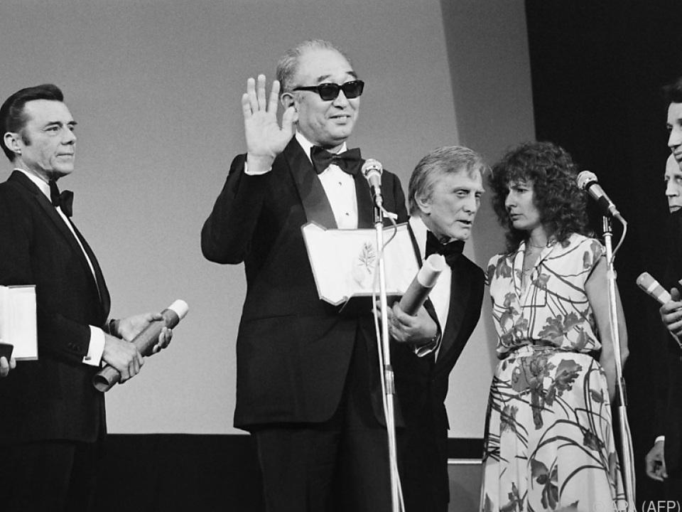 Akira Kurosawa wurde mehrfach ausgezeichnet