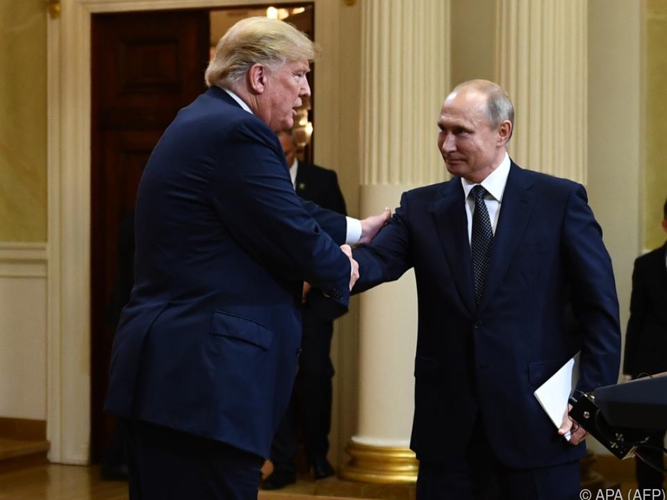 Am Tag nach dem Treffen rudert Trump zurück