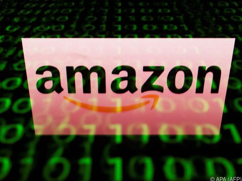 Amazon verdient auch mit Cloud-Diensten viel Geld