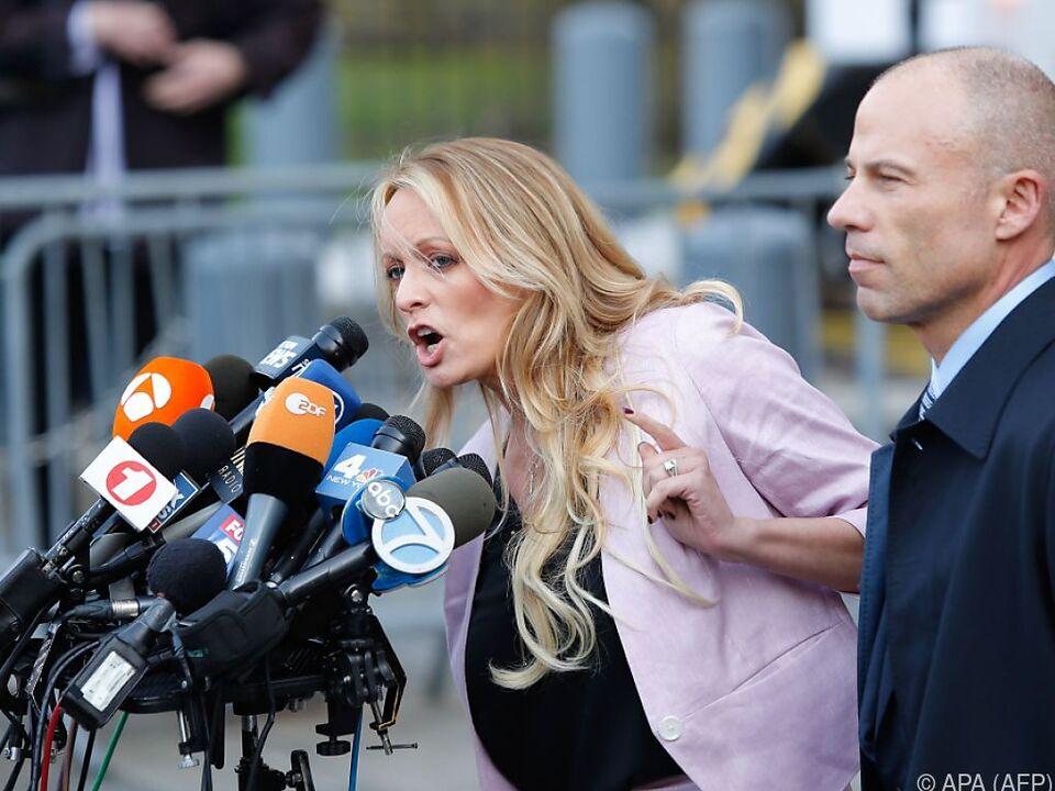 Anwalt Avenatti bezeichnet Daniels Festnahme als \