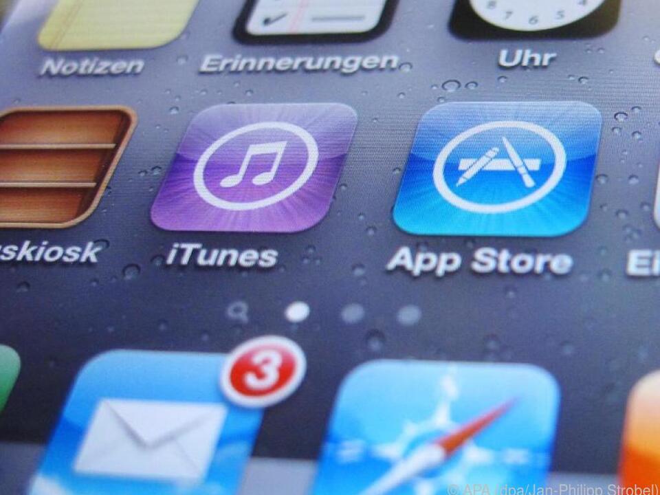 Apple erhöht die Store-Sicherheit