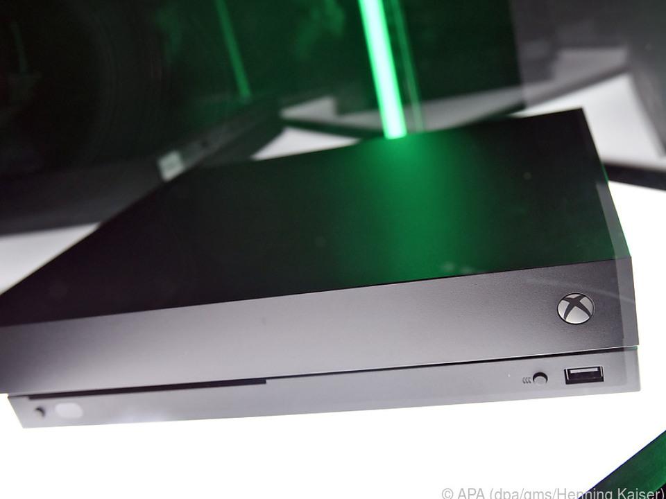 Auch das Spitzenmodell Xbox One X bekommt das Firmware-Update