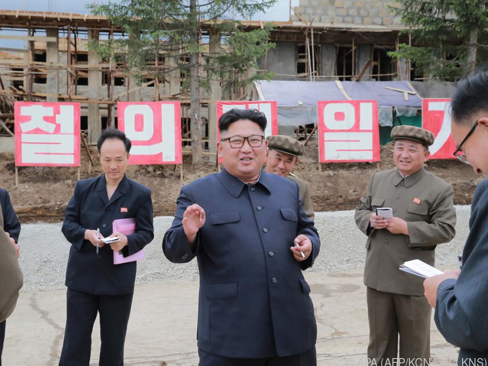 Baut Nordkorea Interkontinentalraketen?