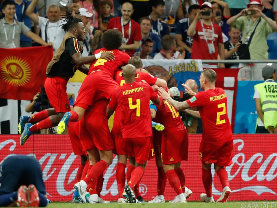 Belgien wirft in einem Fußball-Krimi Japan aus der WM