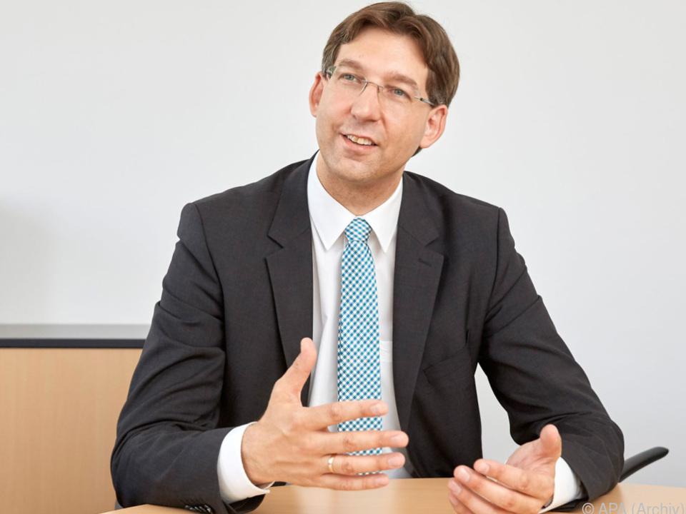 Bezirksvorsteher Markus Figl wünscht sich eine Lösung wie in Mailand