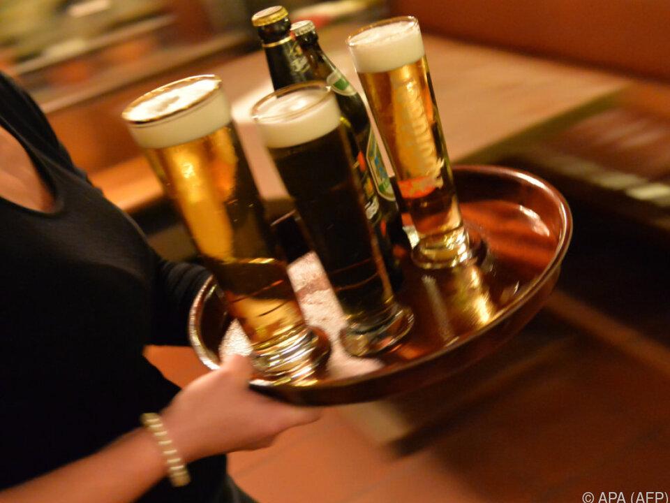 Bier-Plus hielt sich in Grenzen