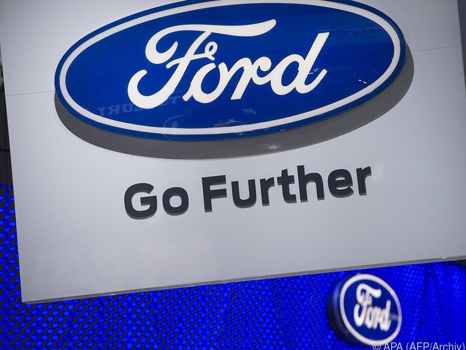 Bis 2023 will Ford rund vier Mrd. Dollar investieren