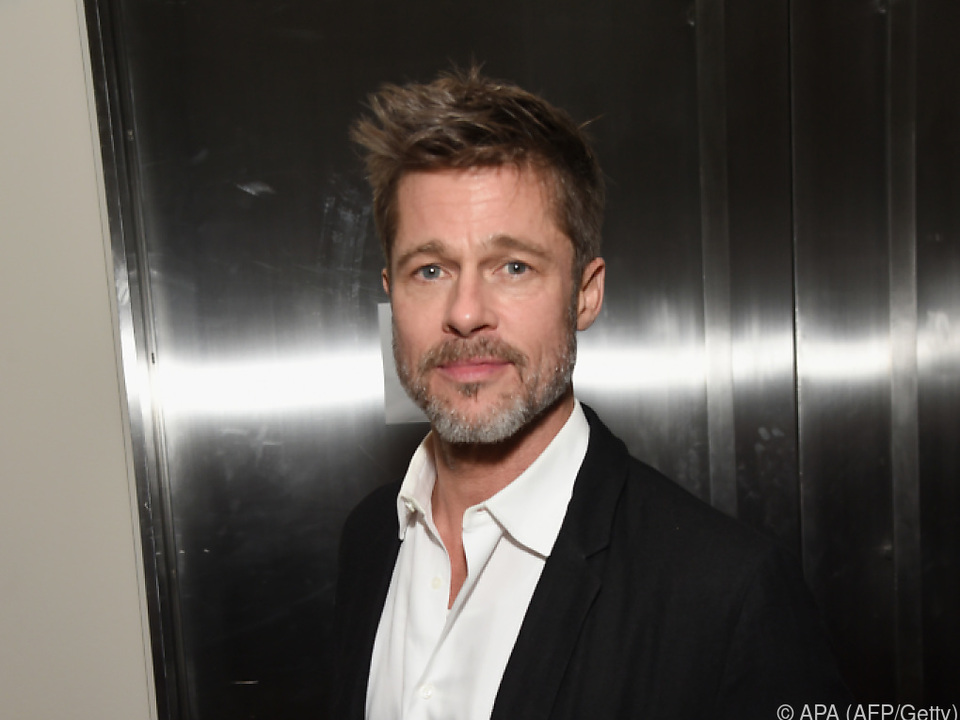 Brad Pitt spielt in \