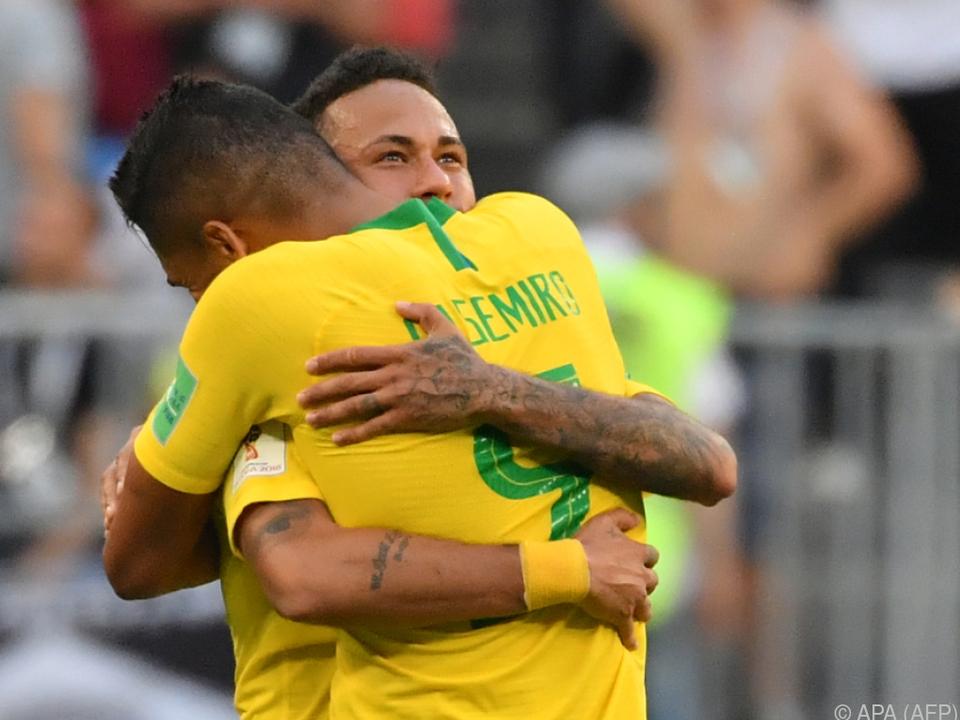 Brasilien wirft Mexiko aus der WM und zieht ins Viertelfinale