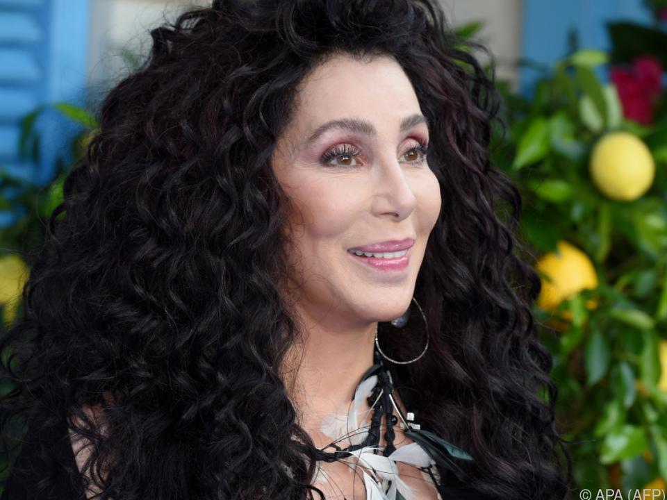Cher hat gefallen an Abba gefunden
