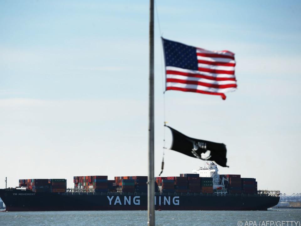 China will Strafzölle der USA nicht einfach hinnehmen