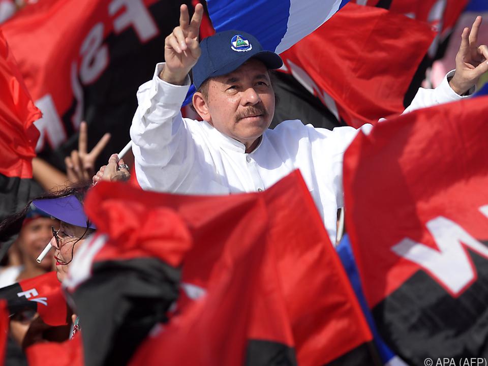Daniel Ortega greift die Kirche verbal an