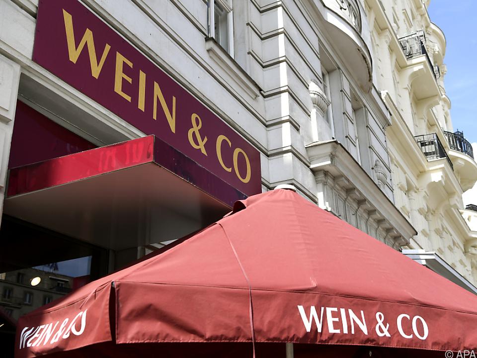 Das Markenkonzept von Wein & Co. soll erhalten bleiben