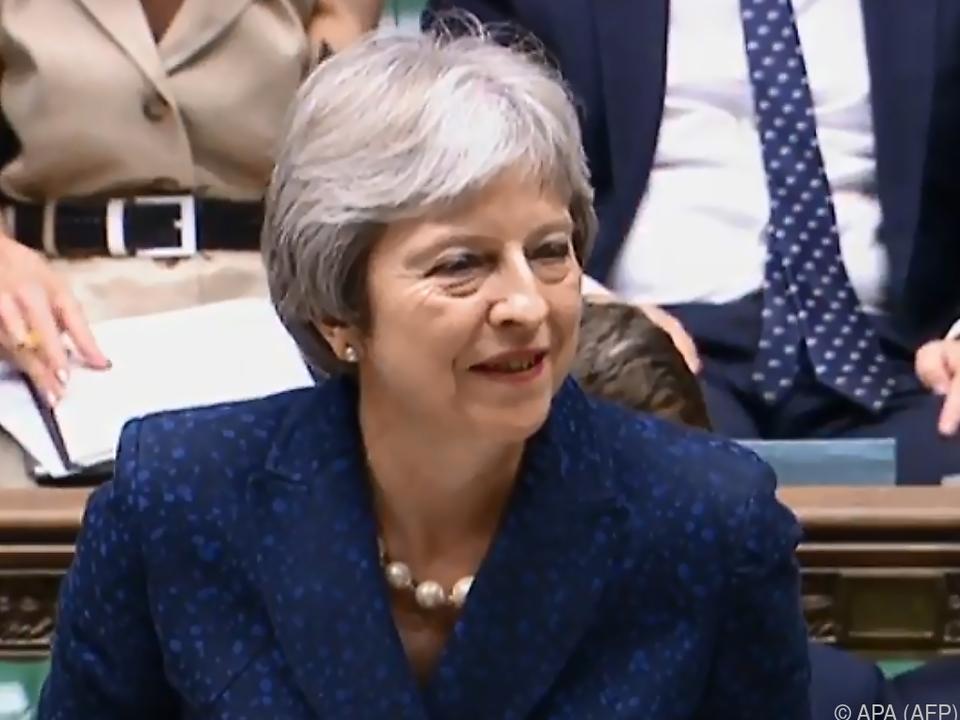 Der EU-Austritt ist für Ende März 2019 geplant