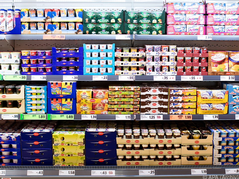 Der Handelseigenmarken-Vormarsch setzt den Lebensmittelherstellern zu