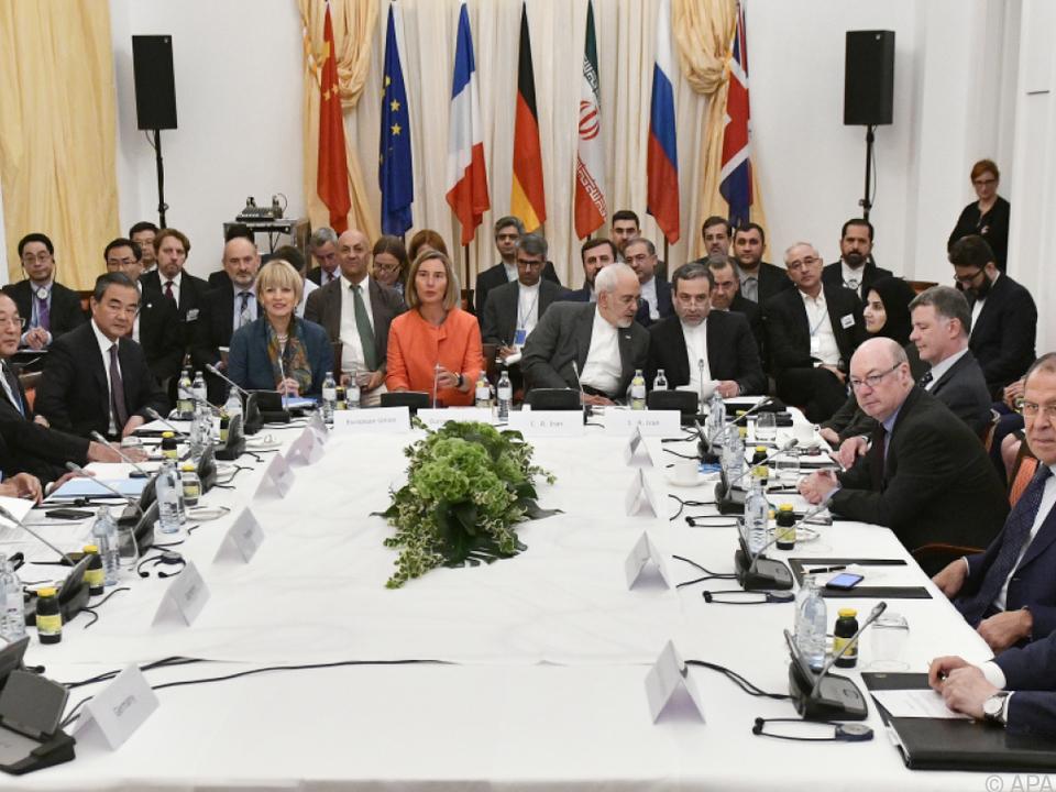 Die Außenminister wollen ein attraktiveres Angebot für den Iran finden