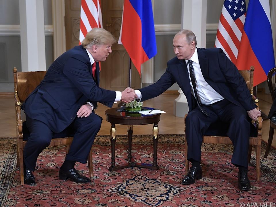 Die beiden Präsidenten waren zufrieden