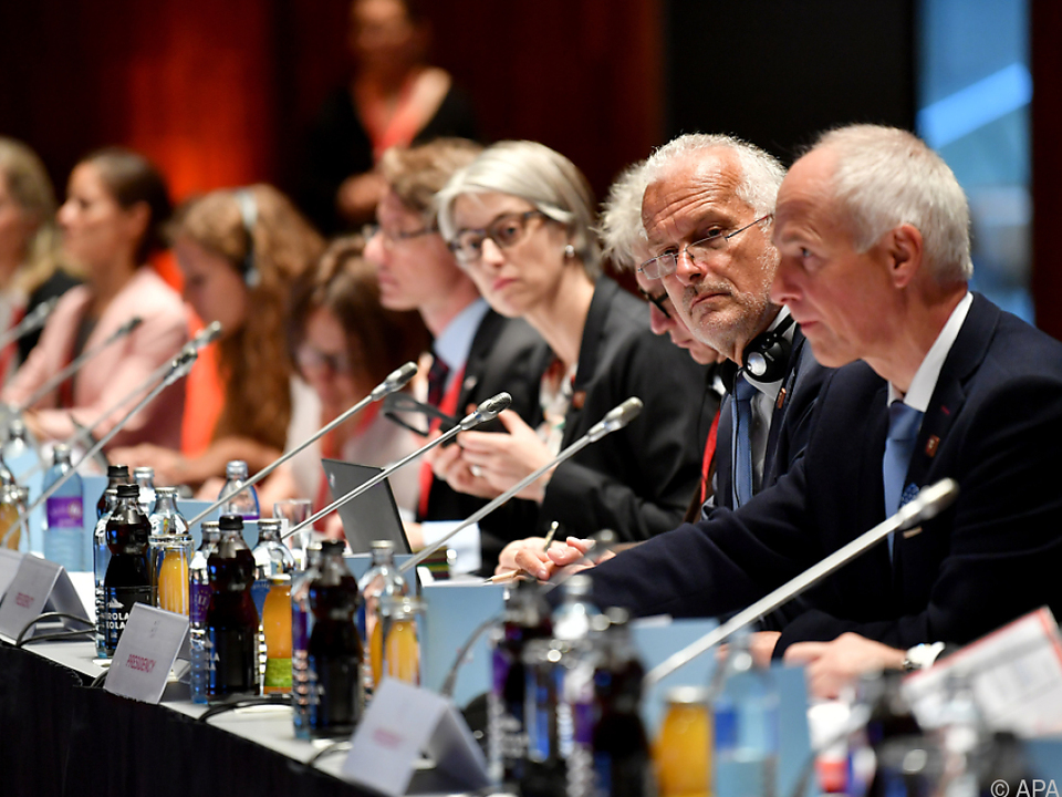 Die EU-Justizminster kamen in Innsbruch zusammen