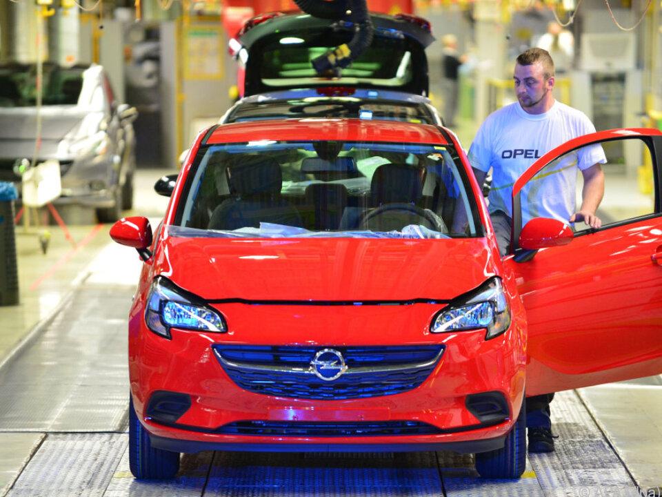 Die Marke Opel verdient wieder Geld