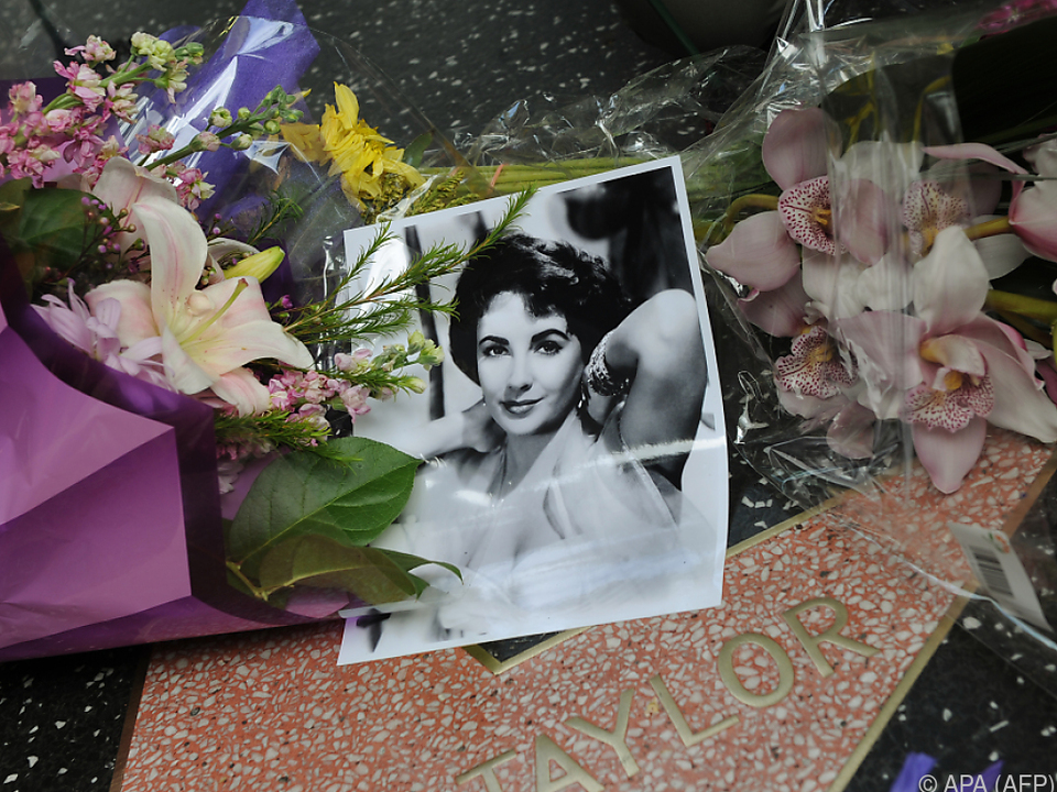 Die Oscar-Preisträgerin Taylor war im Alter von 79 Jahren gestorben