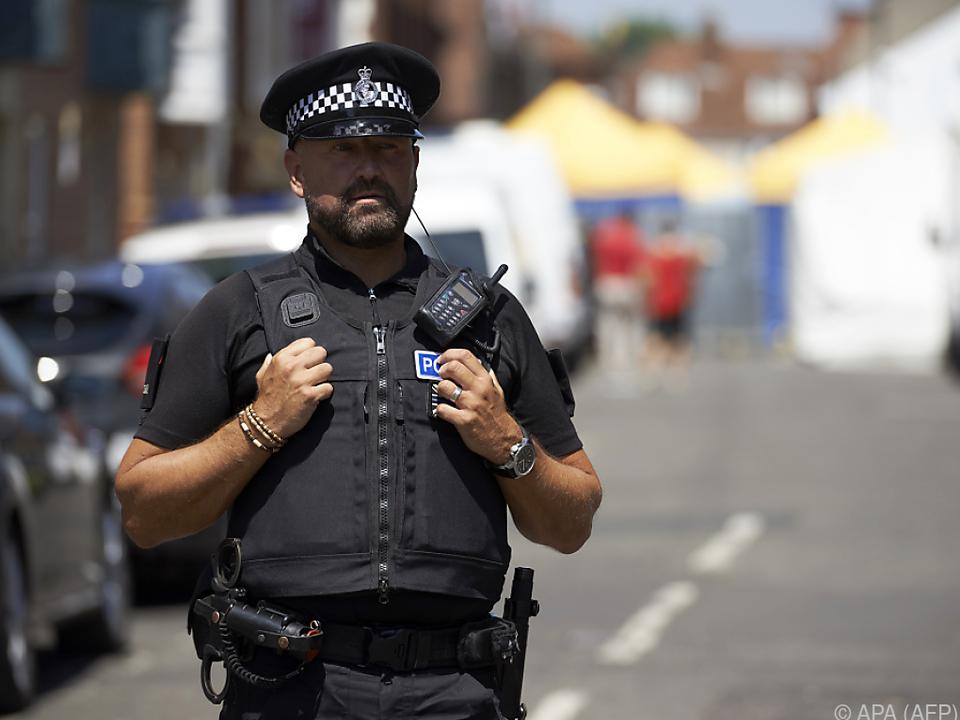 Die Polizei ermittelt wegen Mordes