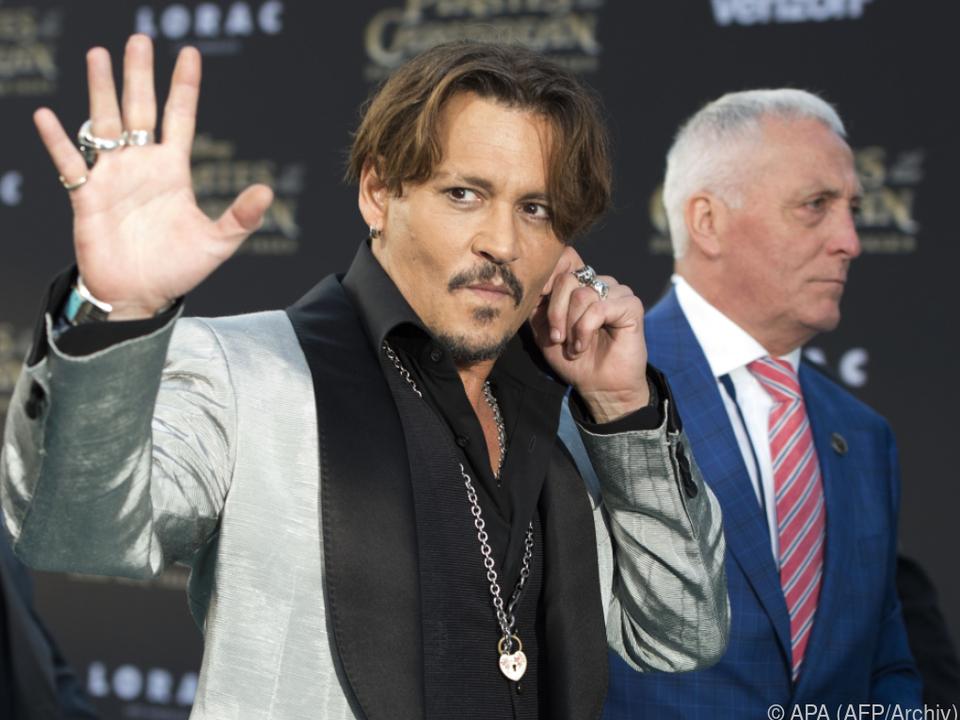 Ein für August geplanter Prozess bleibt Johnny Depp damit erspart